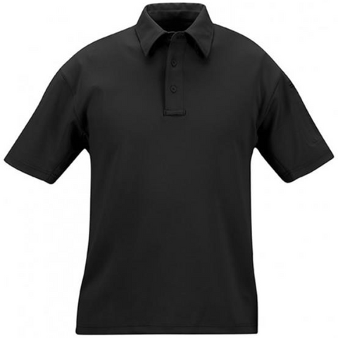 I.C.E. Performance Polo - Short Sleeve - Black $44.95