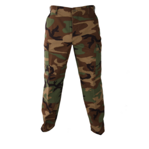 BDU Trousers - Woodland - $39.95