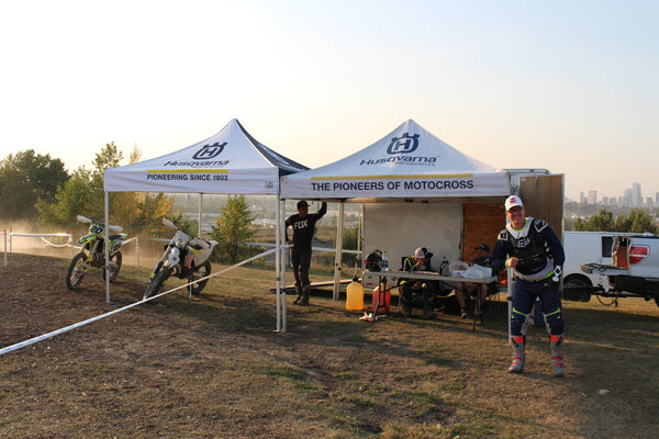 Husqvarna Motorcycles Demo Night