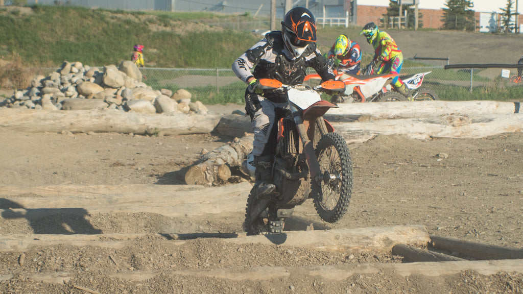 Mike Brown Endurocross School | Blackfoot Direct