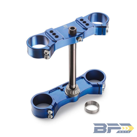 Husqvarna Factory Triple Clamp - Solid Mount - BFD Moto