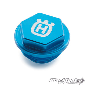 Husqvarna Brembo Rear Brake Master Cylinder Cover - Blackfoot Direct