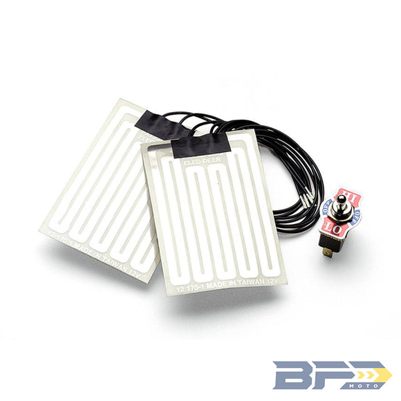 Powerparts Grip Heaters - BFD Moto