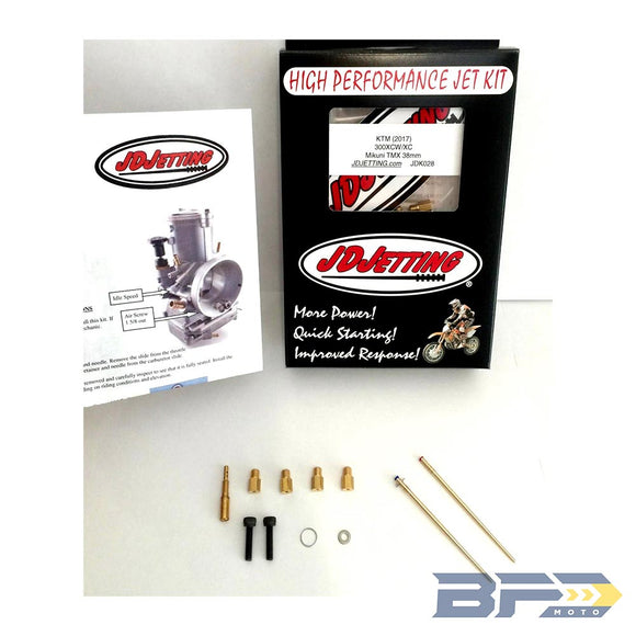 JD Jetting 2 Stroke Kit - BFD Moto