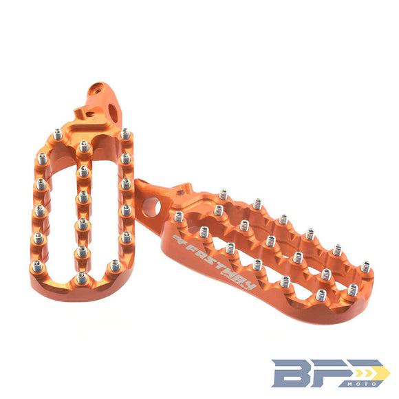 Fastway Billet Adventure Footpegs - KTM