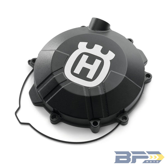 Husqvarna Factory Clutch Cover - BFD Moto