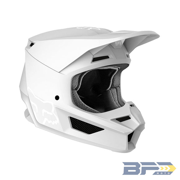 Fox V1 Plaic Helmet
