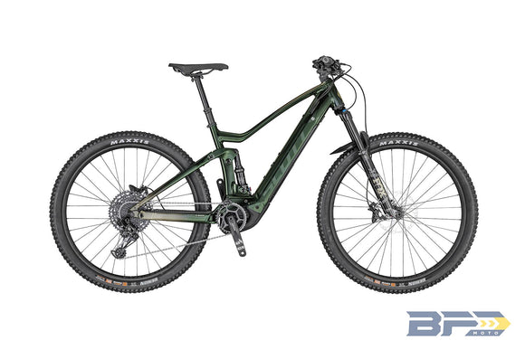 Scott Strike eRide 910 Bike - BFD Moto