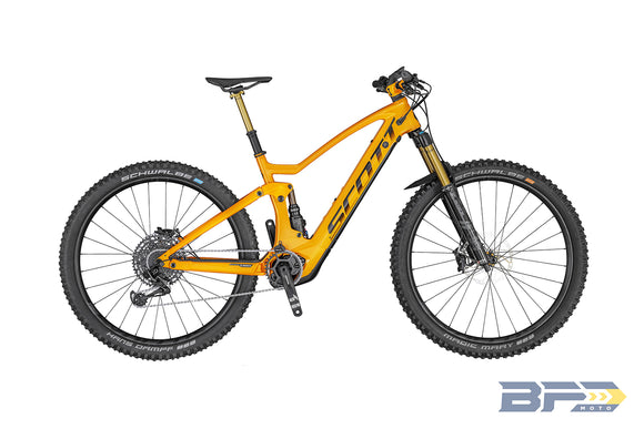 Scott Genius eRide 900 Tuned Bike - BFD Moto