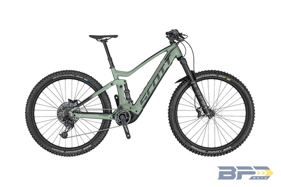 Scott Genius eRide 920 Bike - BFD Moto