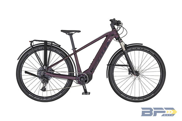 Scott Axis eRide 20 Womens Bike - BFD Moto