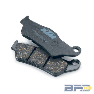 Powerparts Carbon Brake Pads - BFD Moto