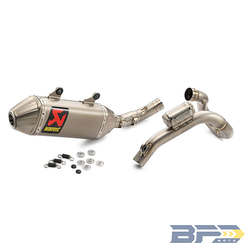 Akrapovic Complete Racing Exhaust System