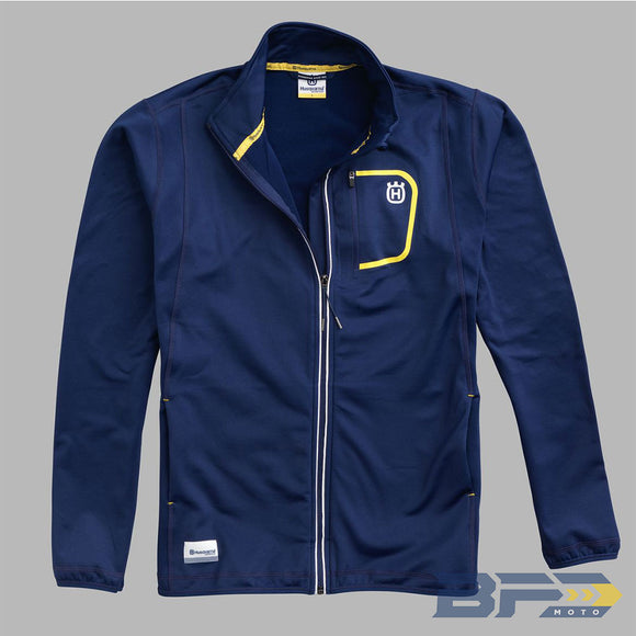 Husqvarna Basic Logo Zip Jacket