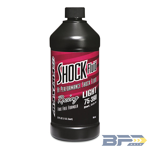 Maxima Racing Shock Fluid - BFD Moto