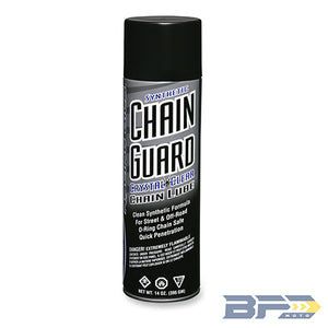 Maxima Synthetic Chain Guard - BFD Moto