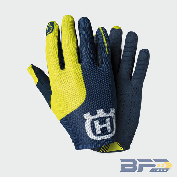 Husqvarna Celium II Railed Gloves - BFD Moto