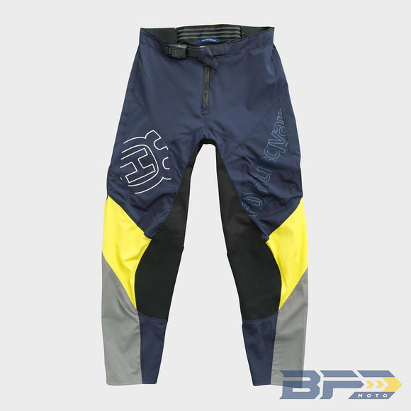 Husqvarna Youth Railed MX Pants - 2021 - BFD Moto