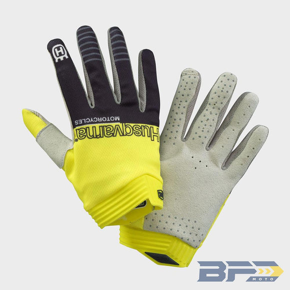 Husqvarna 100% Youth iTrack Railed Gloves - 2021 - BFD Moto