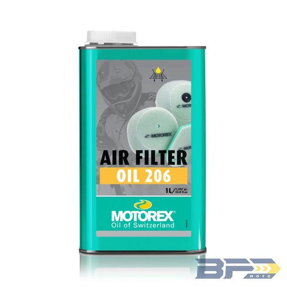 Motorex Air Filter Oil - BFD Moto