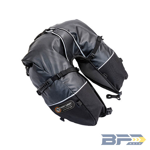 Giant Loop Coyote Saddlebag - BFD Moto