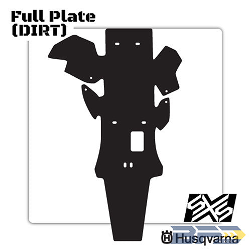 SXS Slide Plate/ Skid Plate - BFD Moto