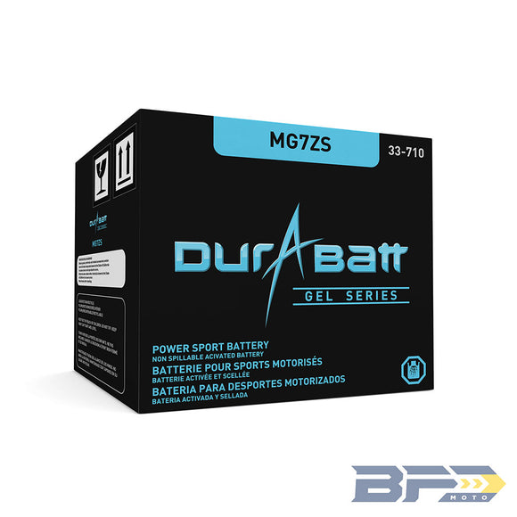 Durabatt MG4L-BS Gel Battery
