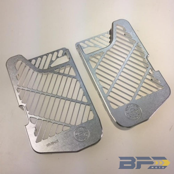 Bullet Proof Designs Radiator Guards - Husqvarna/ KTM 65 - BFD Moto