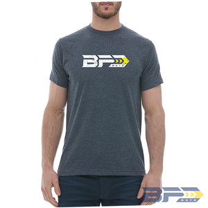 BFD Moto Heather Tee - BFD Moto