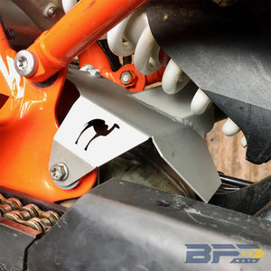 Camel ADV Shock Heat Shield - KTM 790 - BFD Moto