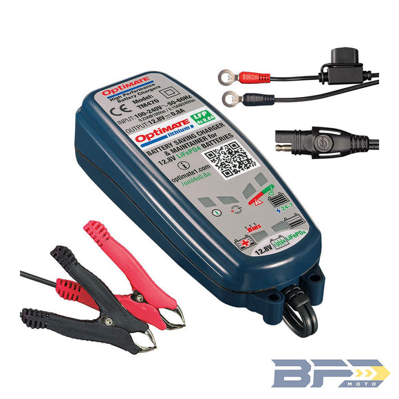 OptiMate Lithium 4s Battery Charger / Maintainer