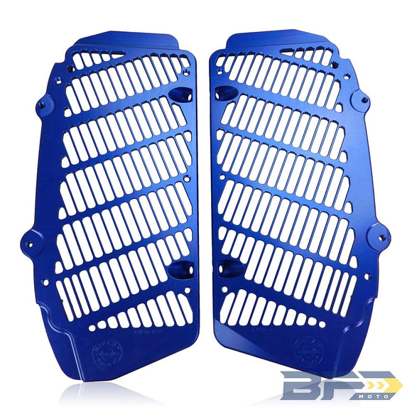 Bullet Proof Designs Radiator Guards - Husqvarna/ KTM - BFD Moto