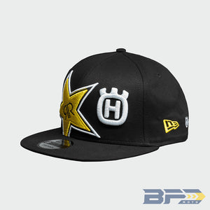 Husqvarna RS Replica Team Snapback Hat - BFD Moto