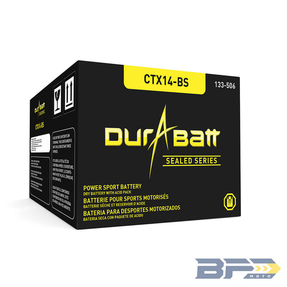Durabatt CTX5L-BS Sealed Battery