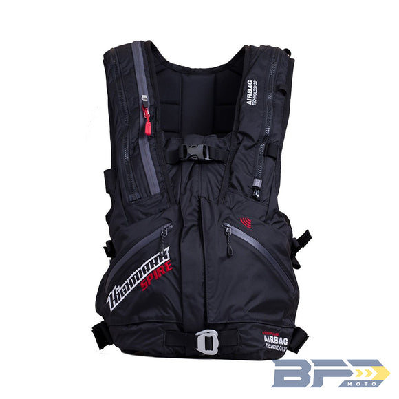 Highmark Spire Vest 3.0 P.A.S. Avalanche Airbag - BFD Moto