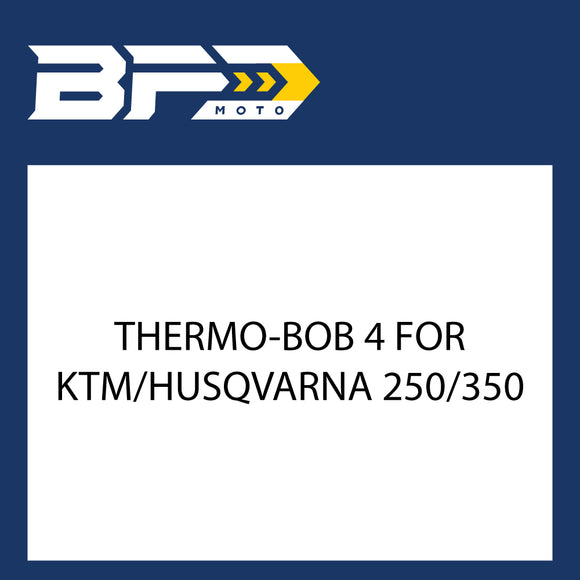 Thermo-Bob 4 Snow Bike Thermostat - Husqvarna/KTM 250/350
