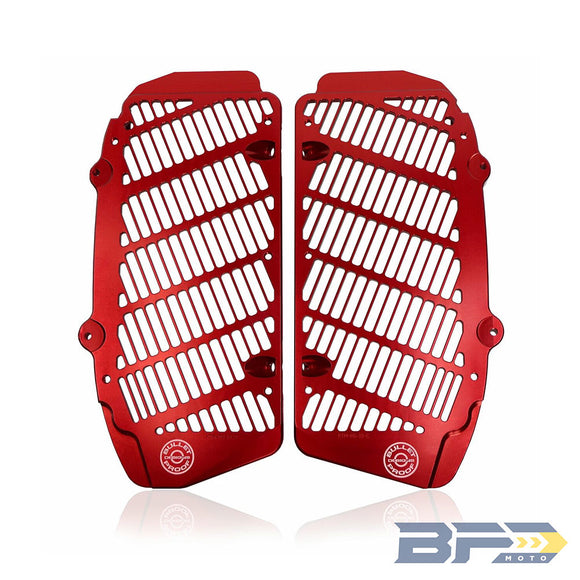 Bullet Proof Designs Radiator Guards - GasGas
