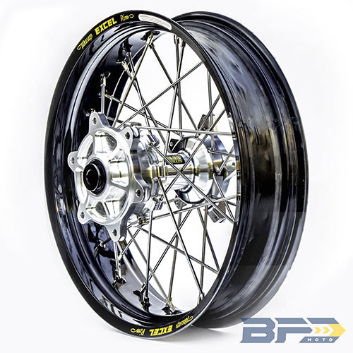 Haan Complete Adventure Wheels - BFD Moto