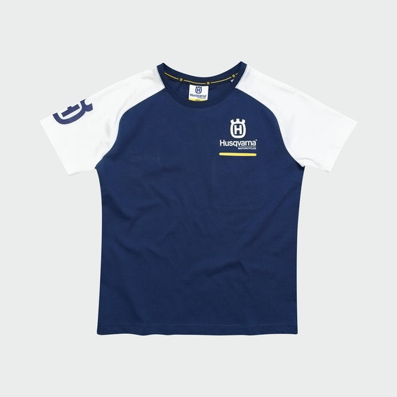 Husqvarna Kids Replica Team Tee - BFD Moto