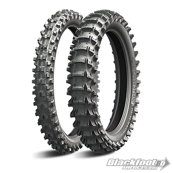 Michelin Starcross 5 Sand Tires - BFD Moto