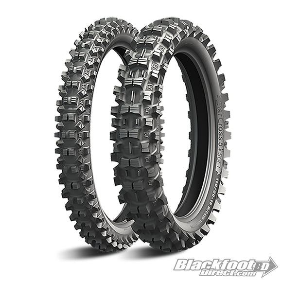 Michelin Starcross 5 Soft Tires - BFD Moto