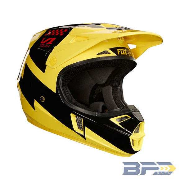 Fox Youth V1 Mastar Helmet - BFD Moto
