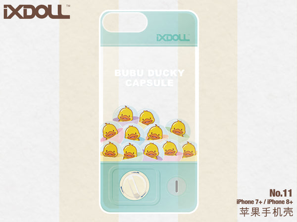 [STS11] BuBu Ducky Capsule (for  iPhone 7P/8P)
