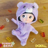 [MMC8-GB/18] Blind Box Gummi Star Bear Mui-Chan Doll