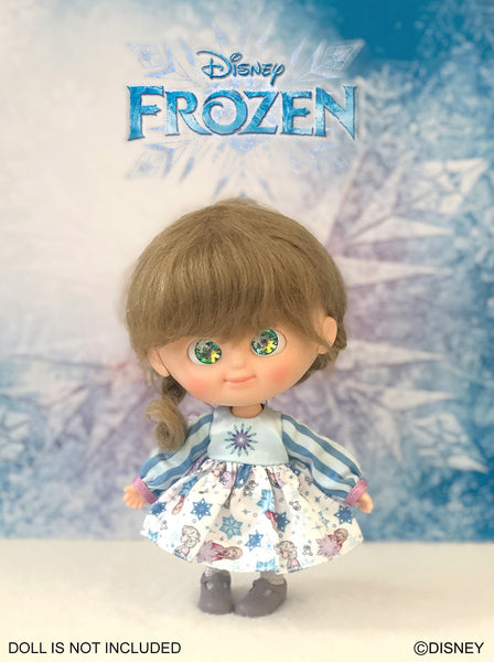 [OF384] Disney Frozen Edition - Party Dress(Exclusively For Hong Kong)