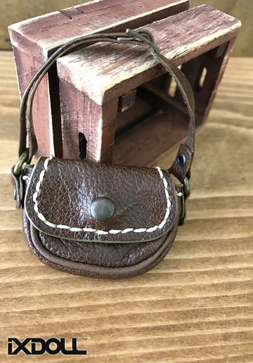 [ABG03] Handmade Leather Bag / Brown
