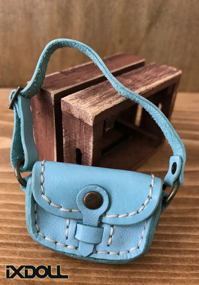 [ABG05] Handmade Leather Bag (Limpel Shell)