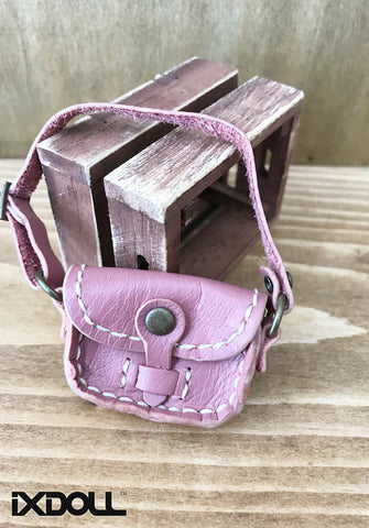 [ABG09] Handmade Leather Bag (Rapture Rose)