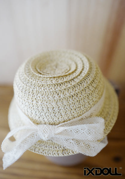 [AHT13] Handmade Straw Hat (Light)