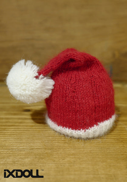 [AHT47] Red Santa Hat / Red